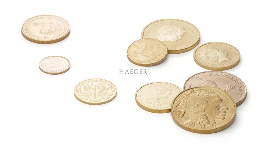 Goldmünzen kaufen München günstig