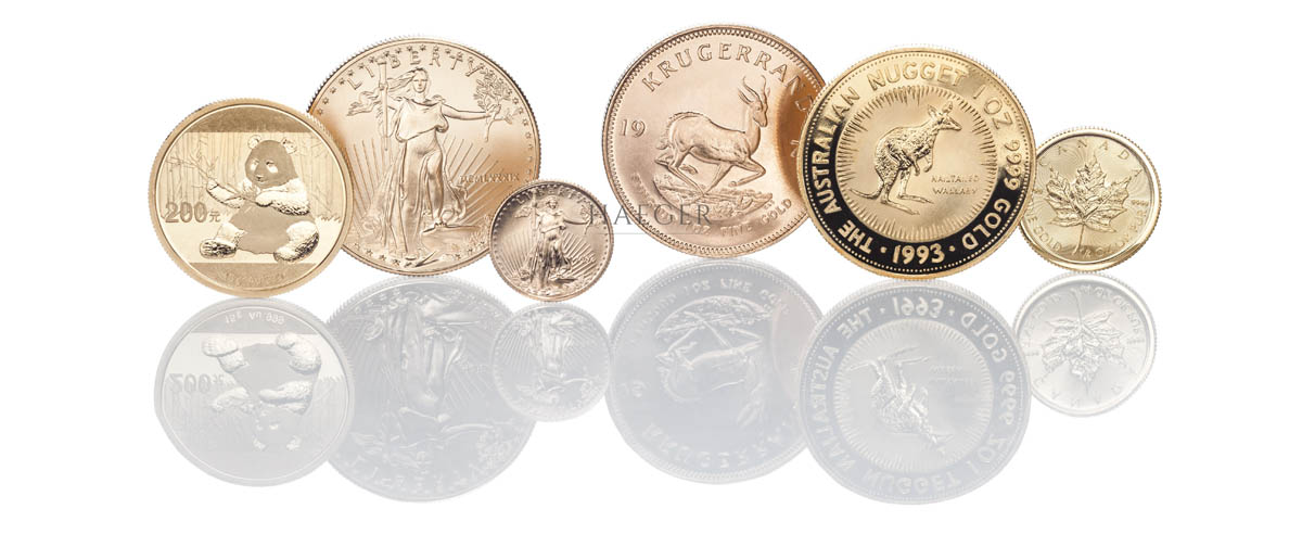 Goldmünzen kaufen Sammler