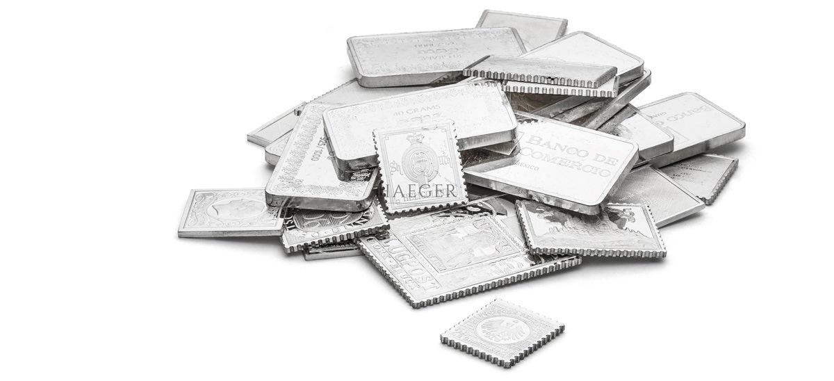 Silberbarren kaufen Angebote