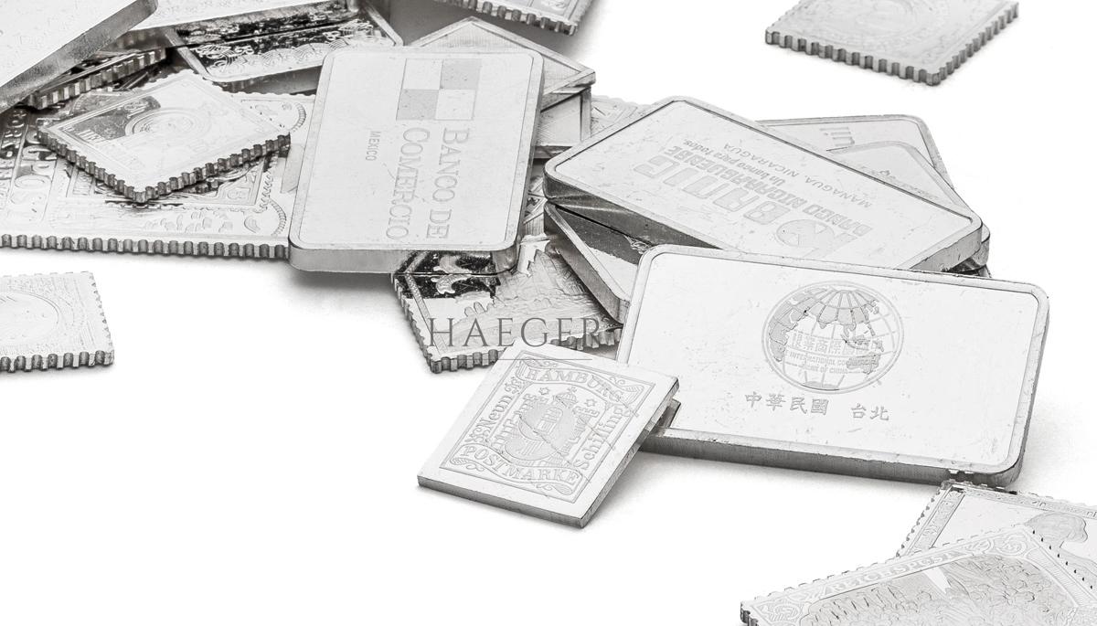 Silberbarren kaufen Düsseldorf Anbieter