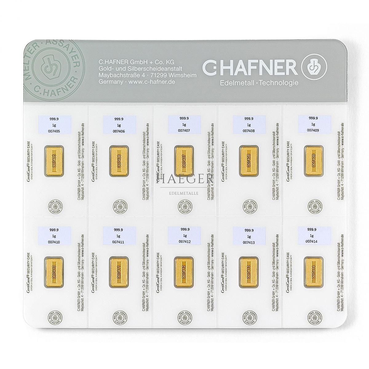 10g Smartpack Hafner c