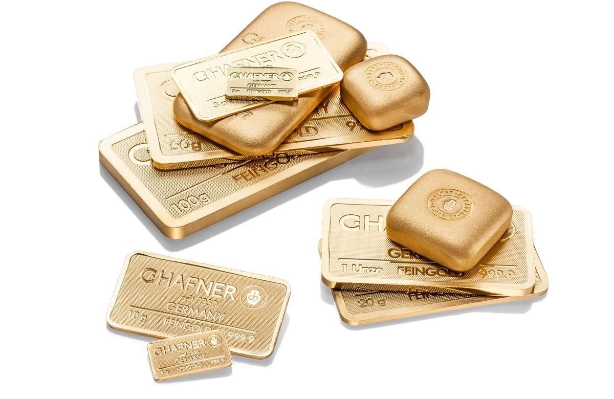 Goldbarren kaufen Düsseldorf Angebot