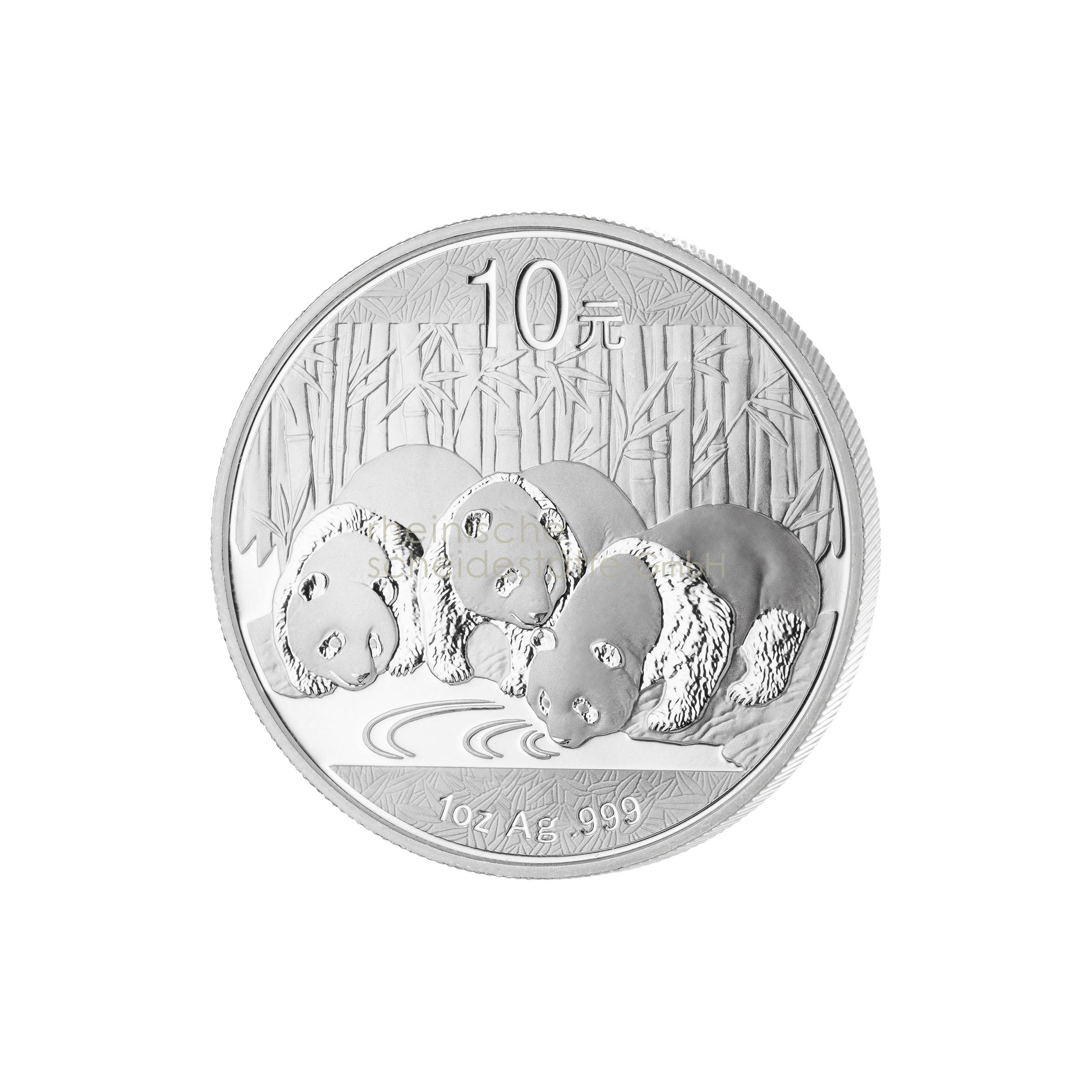 30 g China Panda Neuware