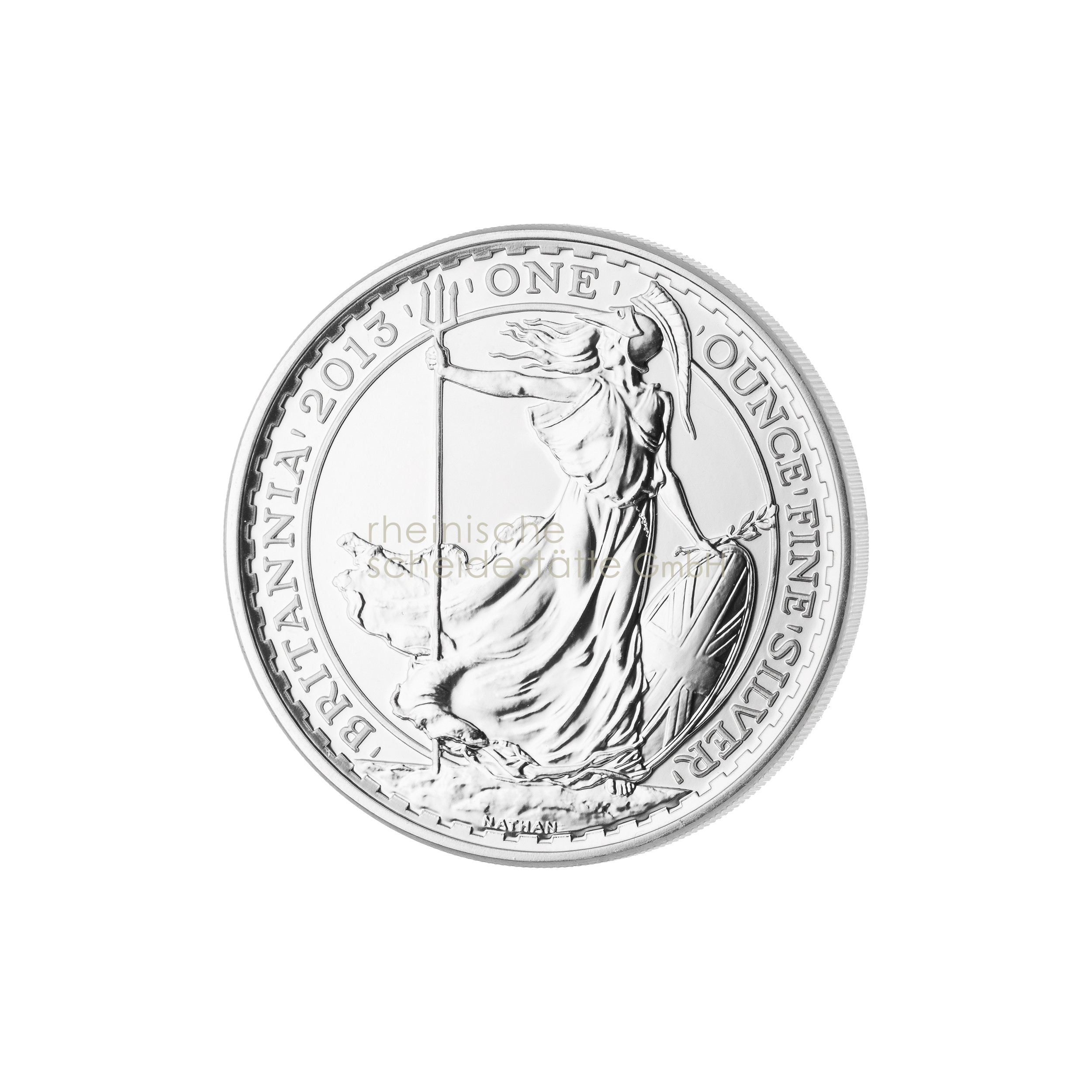 1 Unze Britannia Silbermünze 1