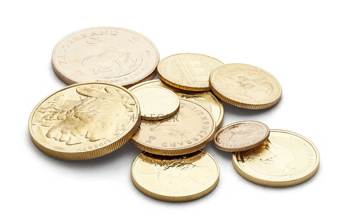 Goldmünzen kaufen Köln günstig