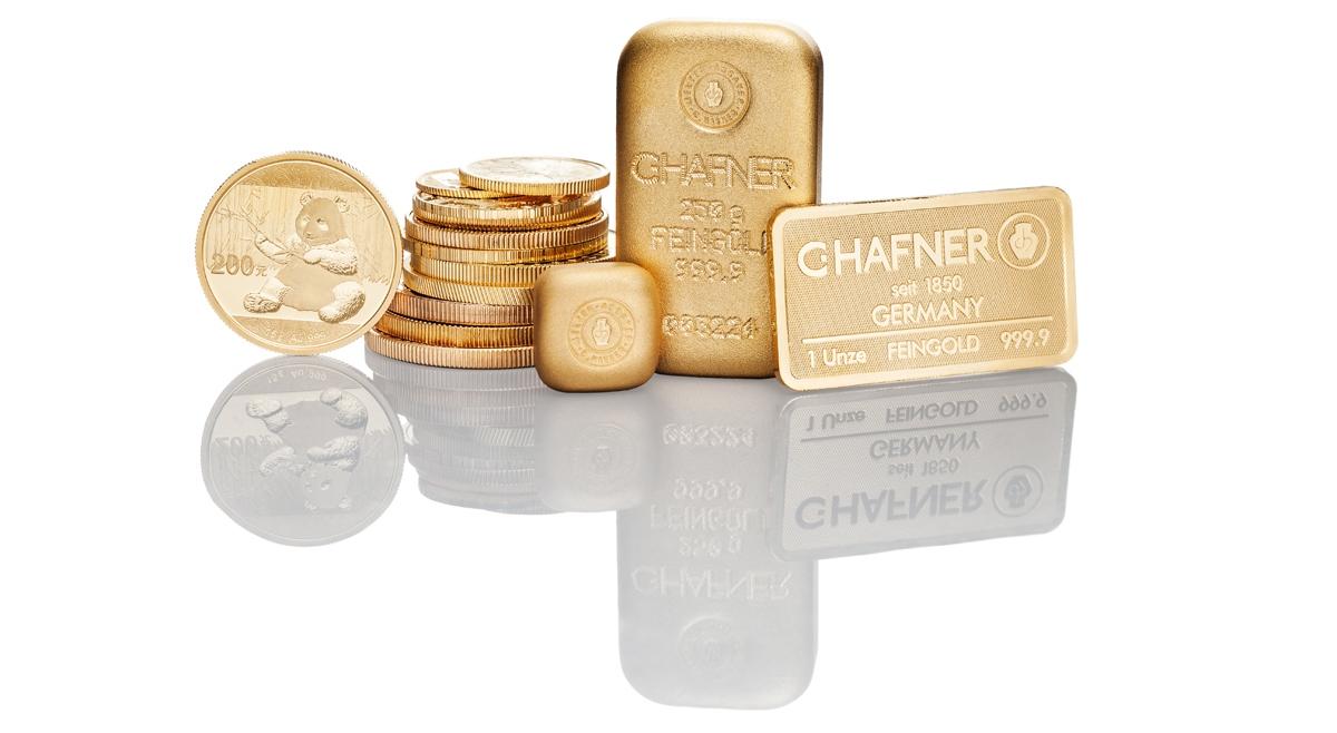 Goldpreis Anlage