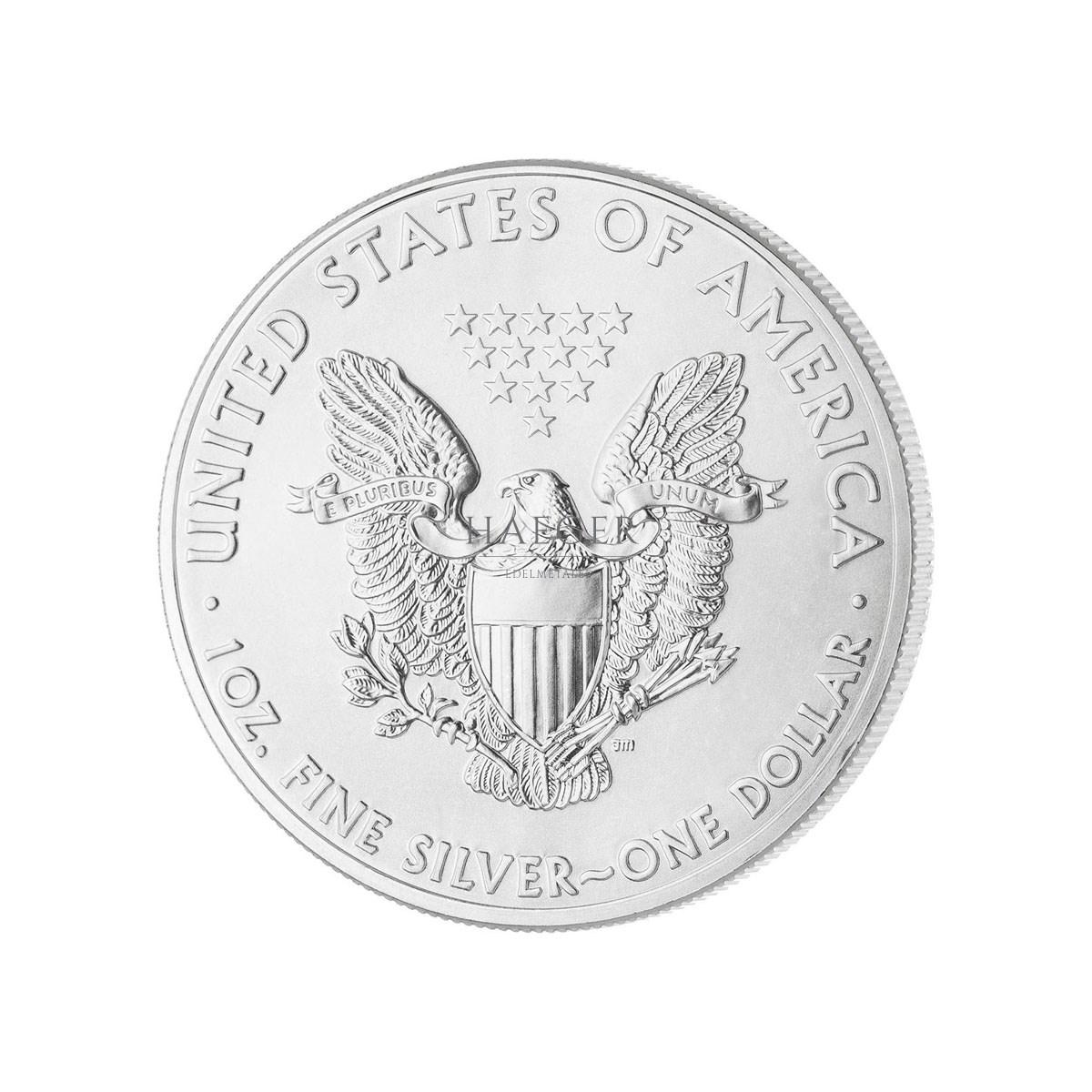 1 Unze American Eagle Silbermünze a