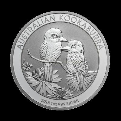 1 Unze (oz) Kookaburra Neuware