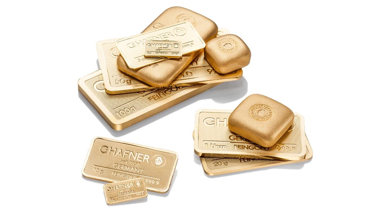 Gold kaufen Händler